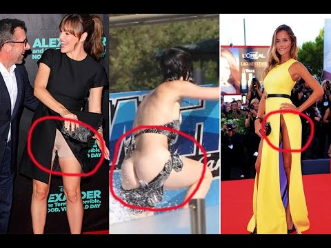 Shocking Hollywood Actress oops  moment All Time