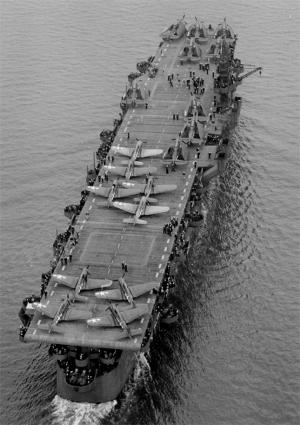 Scientists explore wreck of WWII aircraft carrier off California coast – The Mercury News