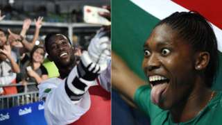 Africa and Rio 2016: 10 things to remember – BBC News