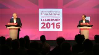 Labour leadership: Smith claims Corbyn 'happy' about Brexit vote