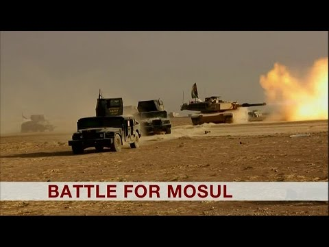 2016 – BBC World News – Iraq: Heavy Resistance from I.S. as Army Enters Mosul City Limits – 1/11/16