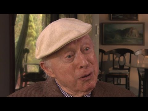 102-year-old actor Norman Lloyd on long Hollywood career