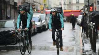 Deliveroo customers billed for unordered food