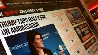 Breitbart news site blocked by ad exchange