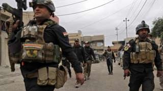 IS conflict: 1,950 Iraq security forces killed in November
