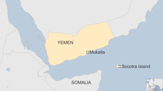Dozens missing after ship sinks off Yemen's coast
