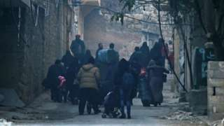 Aleppo battle: UN says 82 civilians shot on the spot