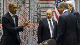 US hacking claims: Russia says 'indecent' without evidence