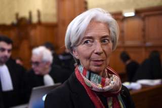 Christine Lagarde: IMF chief convicted over payout