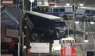Berlin lorry deaths: Police say 'probably terrorist attack'