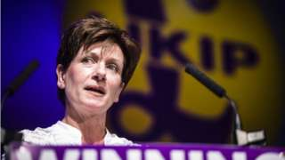 Diane James: Why I quit as UKIP leader after 18 days