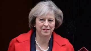 Don't be cowed by terrorists, urges Theresa May