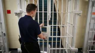 Call to halve prison population to 45,000 in England and Wales
