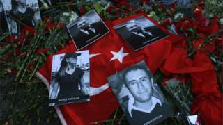 Istanbul nightclub shooting: Kyrgyzstan rules out 'suspect'
