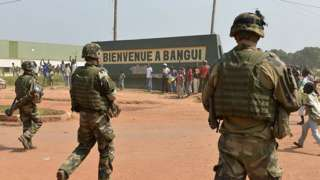 'No charges' for French troops over CAR child sex allegations