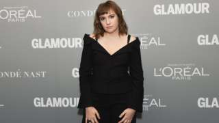 Lena Dunham happy cellulite not airbrushed for Glamour cover
