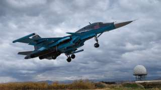 Syria conflict: Russia 'starts to reduce forces'