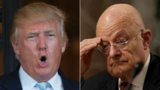 Russia hacking claims: US intelligence chiefs to brief Trump