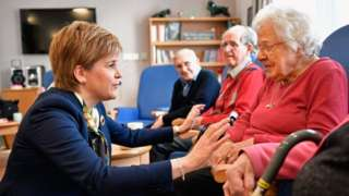 Nicola Sturgeon rules out indyref in 2017