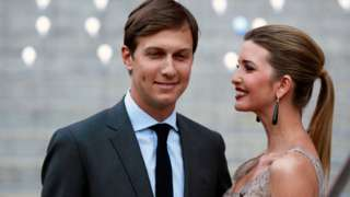 Jared Kushner, Trump's son-in-law, to be top adviser