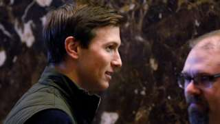 Trump role for son-in-law Jared Kushner needs review, Democrats say