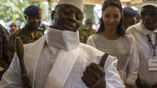 Jammeh's Gambia election challenge postponed until May