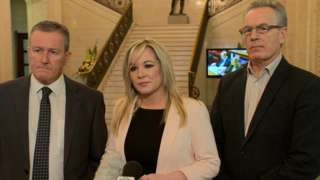 "RHI scandal: Sinn Féin ""not interested"" in crisis talks"