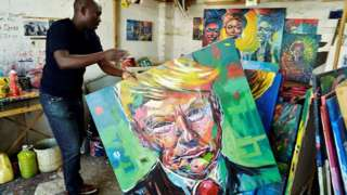 Trump's presidency and Africa