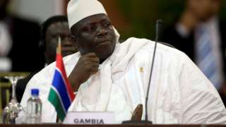 The Gambia crisis: Yahya Jammeh says he will step down