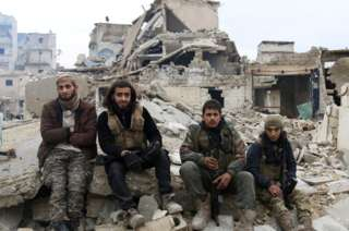 Syria conflict: Peace talks due to begin in Astana, Kazakhstan
