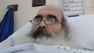 Bed-blocking patient evicted after two years 'did not want to stay'