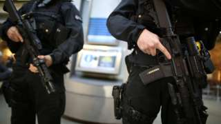 UK terror threat 'at highest since 1970s IRA plots'