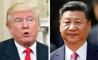 Trump breaks ice with China in letter to Xi