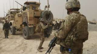 Nato has troops 'shortfall' in Afghanistan – US general