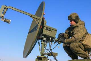 Russian military admits significant cyber-war effort