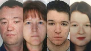 Troadec case: Brother-in-law admits murdering missing family of four