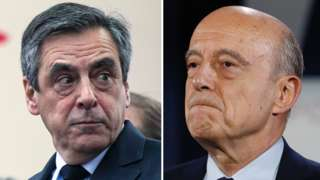 France election: Juppe refuses to stand instead of crisis-hit Fillon