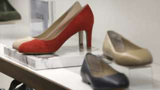 High heels petition being debated by MPs