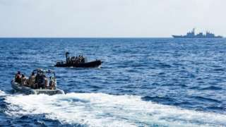 Somali pirates suspected of first ship hijacking since 2012