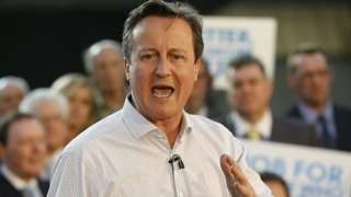 Conservative Party fined £70,000 over election expenses