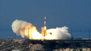 Israel's Arrow anti-missile system 'in first hit'