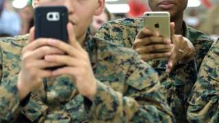 US Marines get social media tips after nude photos scandal