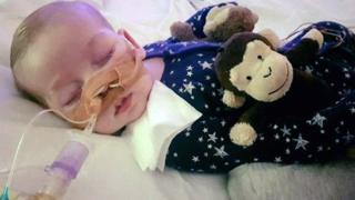 Charlie Gard case: Doctors can withdraw baby's life support
