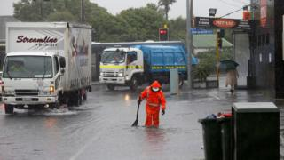 Cyclone Cook: Evacuations as storm lashes New Zealand