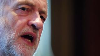 Jeremy Corbyn says Brexit may 'upgrade our economy'