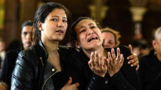 Egypt's shaken Copts mark Good Friday after double bombing