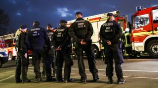 Borussia Dortmund bombs: 'Speculator' charged with bus attack