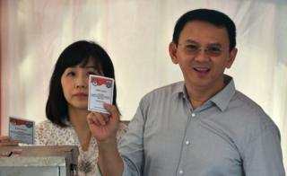 Jakarta election: Polling for divisive governor contest closes