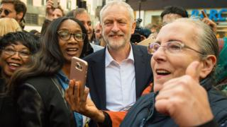 General election 2017: Jeremy Corbyn vows to 'change poll's course'