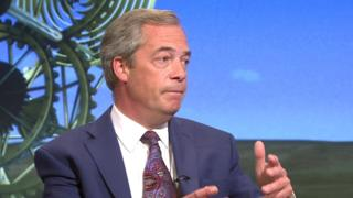 General Election 2017: Nigel Farage won't stand as an MP